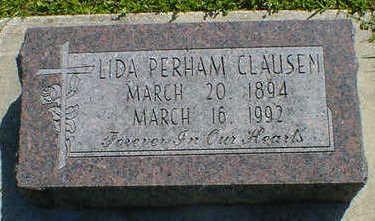 CLAUSEN, LIDA - Cerro Gordo County, Iowa | LIDA CLAUSEN