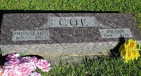 COE, WILBUR - Cerro Gordo County, Iowa | WILBUR COE