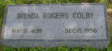 ROGERS COLBY, BRENDA - Cerro Gordo County, Iowa | BRENDA ROGERS COLBY