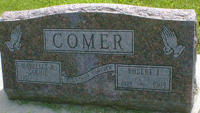 COMER, ROBERT JAMES - Cerro Gordo County, Iowa | ROBERT JAMES COMER