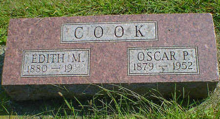 COOK, OSCAR P. - Cerro Gordo County, Iowa | OSCAR P. COOK