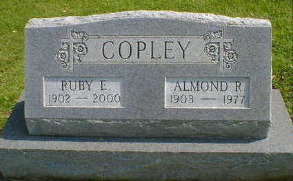 COPLEY, RUBY E. - Cerro Gordo County, Iowa | RUBY E. COPLEY