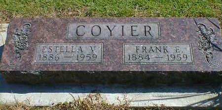 COYIER, FRANK E. - Cerro Gordo County, Iowa | FRANK E. COYIER