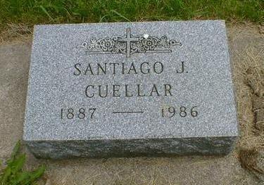 CUELLAR, SANTIAGO J. - Cerro Gordo County, Iowa | SANTIAGO J. CUELLAR