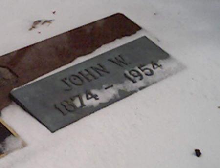 CUMMINGS, JOHN - Cerro Gordo County, Iowa | JOHN CUMMINGS