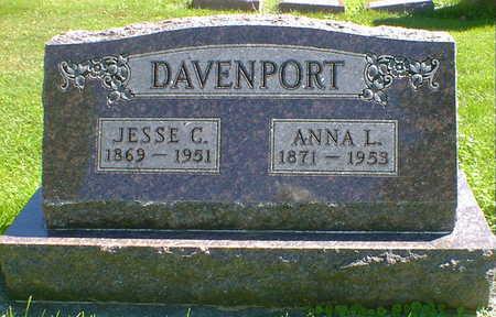 DAVENPORT, JESSE C. - Cerro Gordo County, Iowa | JESSE C. DAVENPORT