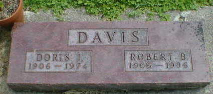 DAVIS, DORIS I. - Cerro Gordo County, Iowa | DORIS I. DAVIS