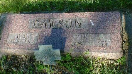 DAWSON, IDA L. - Cerro Gordo County, Iowa | IDA L. DAWSON