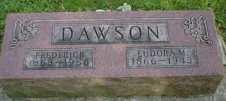 DAWSON, EUDORA M. - Cerro Gordo County, Iowa | EUDORA M. DAWSON
