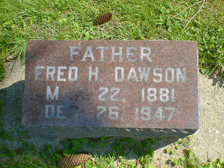 DAWSON, FRED H. - Cerro Gordo County, Iowa | FRED H. DAWSON