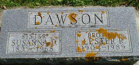 DAWSON, SUSANNA D. - Cerro Gordo County, Iowa | SUSANNA D. DAWSON
