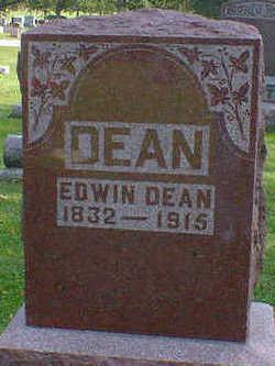 DEAN, EDWIN - Cerro Gordo County, Iowa | EDWIN DEAN