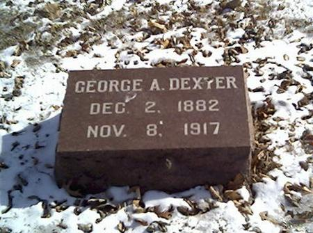 DEXYER, GEORGE - Cerro Gordo County, Iowa | GEORGE DEXYER