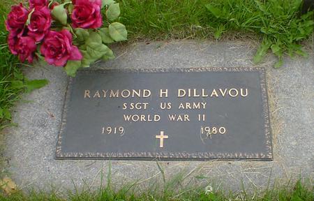 DILLAVOU, RAYMOND H. - Cerro Gordo County, Iowa | RAYMOND H. DILLAVOU