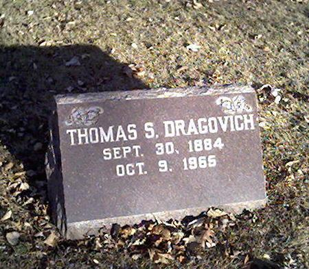 DRAGOVICH, THOMAS - Cerro Gordo County, Iowa | THOMAS DRAGOVICH
