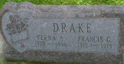 DRAKE, VERNA A. - Cerro Gordo County, Iowa | VERNA A. DRAKE
