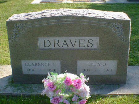 DRAVES, CLARENCE E. - Cerro Gordo County, Iowa | CLARENCE E. DRAVES
