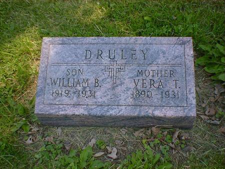 DRULEY, VERA T. - Cerro Gordo County, Iowa | VERA T. DRULEY