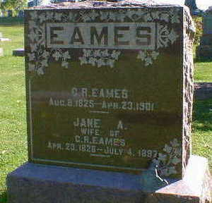 EAMES, JANE A. - Cerro Gordo County, Iowa | JANE A. EAMES