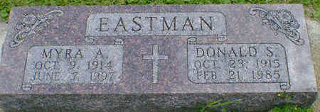 EASTMAN, MYRA A. - Cerro Gordo County, Iowa | MYRA A. EASTMAN