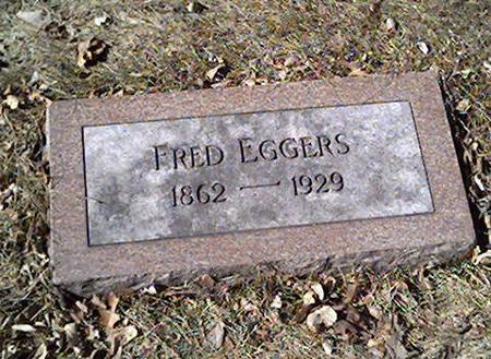 EGGERS, FRED - Cerro Gordo County, Iowa | FRED EGGERS