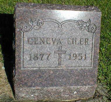 EILER, GENEVA - Cerro Gordo County, Iowa | GENEVA EILER
