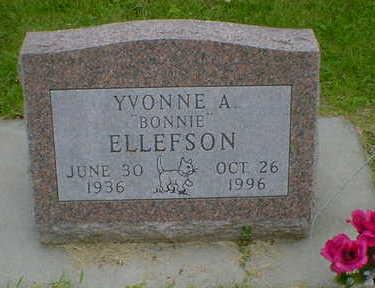 ELLEFSON, YVONNE A.