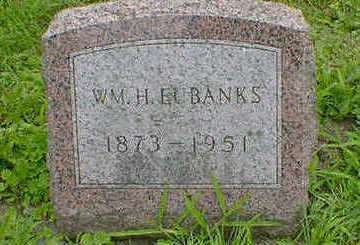 EUBANKS, WM. H. - Cerro Gordo County, Iowa | WM. H. EUBANKS