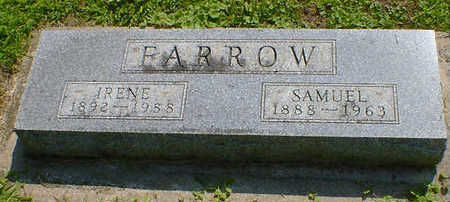 FARROW, SAMUEL - Cerro Gordo County, Iowa | SAMUEL FARROW