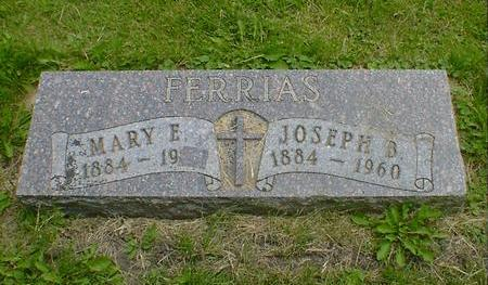 FERRIAS, MARY E. - Cerro Gordo County, Iowa | MARY E. FERRIAS