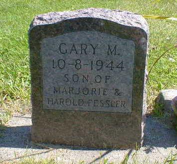 FESSLER, GARY M. - Cerro Gordo County, Iowa | GARY M. FESSLER