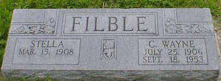 FILBLE, C. WAYNE - Cerro Gordo County, Iowa | C. WAYNE FILBLE