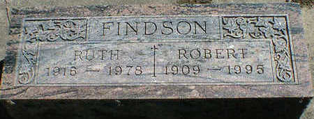 FINDSON, RUTH - Cerro Gordo County, Iowa | RUTH FINDSON