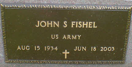FISHEL, JOHN S. - Cerro Gordo County, Iowa | JOHN S. FISHEL