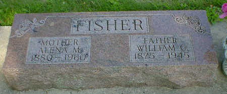 FISHER, WILLIAM C. - Cerro Gordo County, Iowa | WILLIAM C. FISHER