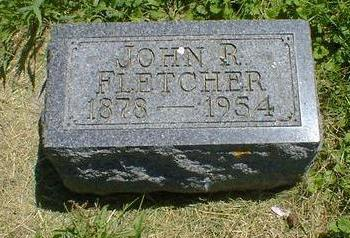 FLETCHER, JOHN R. - Cerro Gordo County, Iowa | JOHN R. FLETCHER