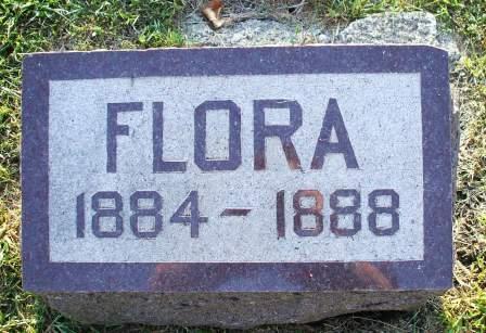STORK, FLORA - Cerro Gordo County, Iowa | FLORA STORK
