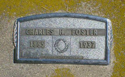 FOSTER, CHARLES H. - Cerro Gordo County, Iowa | CHARLES H. FOSTER