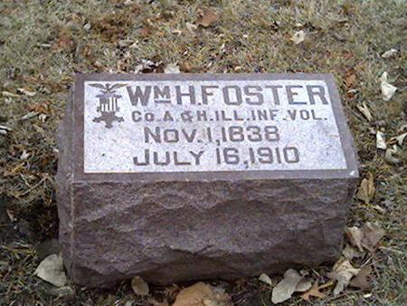 FOSTER, WM H. - Cerro Gordo County, Iowa | WM H. FOSTER