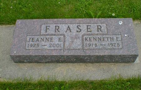 FRASER, JEANNE E. (STRICKER) - Cerro Gordo County, Iowa | JEANNE E. (STRICKER) FRASER
