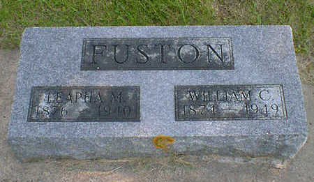 FUSTON, WILLIAM C. - Cerro Gordo County, Iowa | WILLIAM C. FUSTON