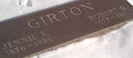 GIRTON, ROBERT - Cerro Gordo County, Iowa | ROBERT GIRTON