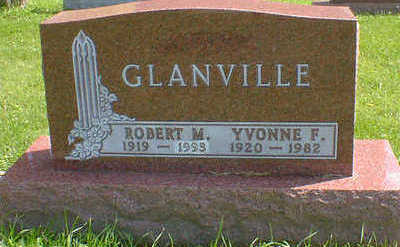 GLANVILLE, ROBERT M. - Cerro Gordo County, Iowa | ROBERT M. GLANVILLE