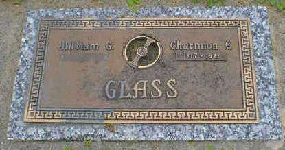 GLASS, CHARMION E. - Cerro Gordo County, Iowa | CHARMION E. GLASS