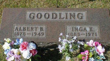 GOODLING, INGA K. - Cerro Gordo County, Iowa | INGA K. GOODLING