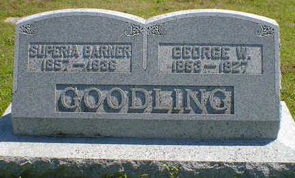 GOODLING, GEORGE W. - Cerro Gordo County, Iowa | GEORGE W. GOODLING