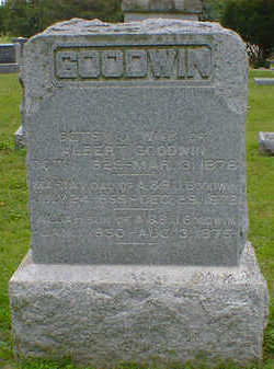 GOODWIN, ALVAH - Cerro Gordo County, Iowa | ALVAH GOODWIN