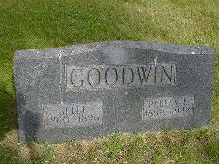 GOODWIN, BELLE - Cerro Gordo County, Iowa | BELLE GOODWIN