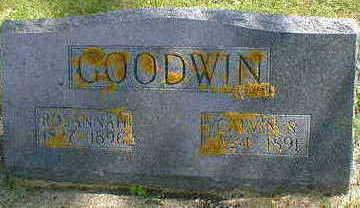 GOODWIN, CALVIN S. - Cerro Gordo County, Iowa | CALVIN S. GOODWIN