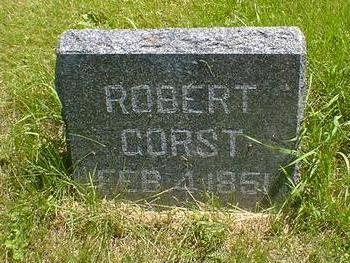 GORST, ROBERT - Cerro Gordo County, Iowa | ROBERT GORST
